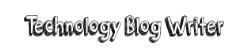Tech blog writer