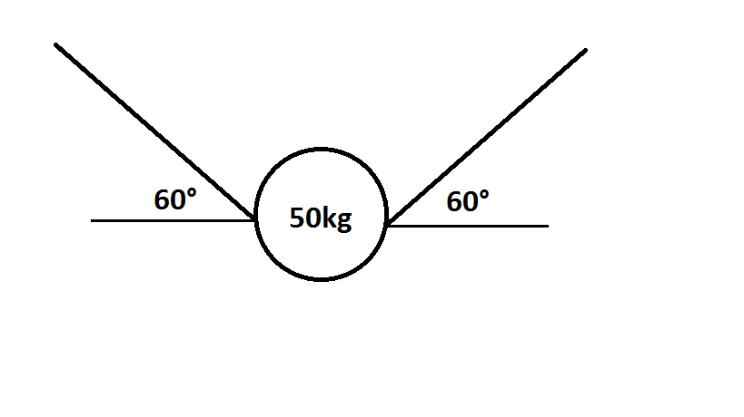 Suspended weight2