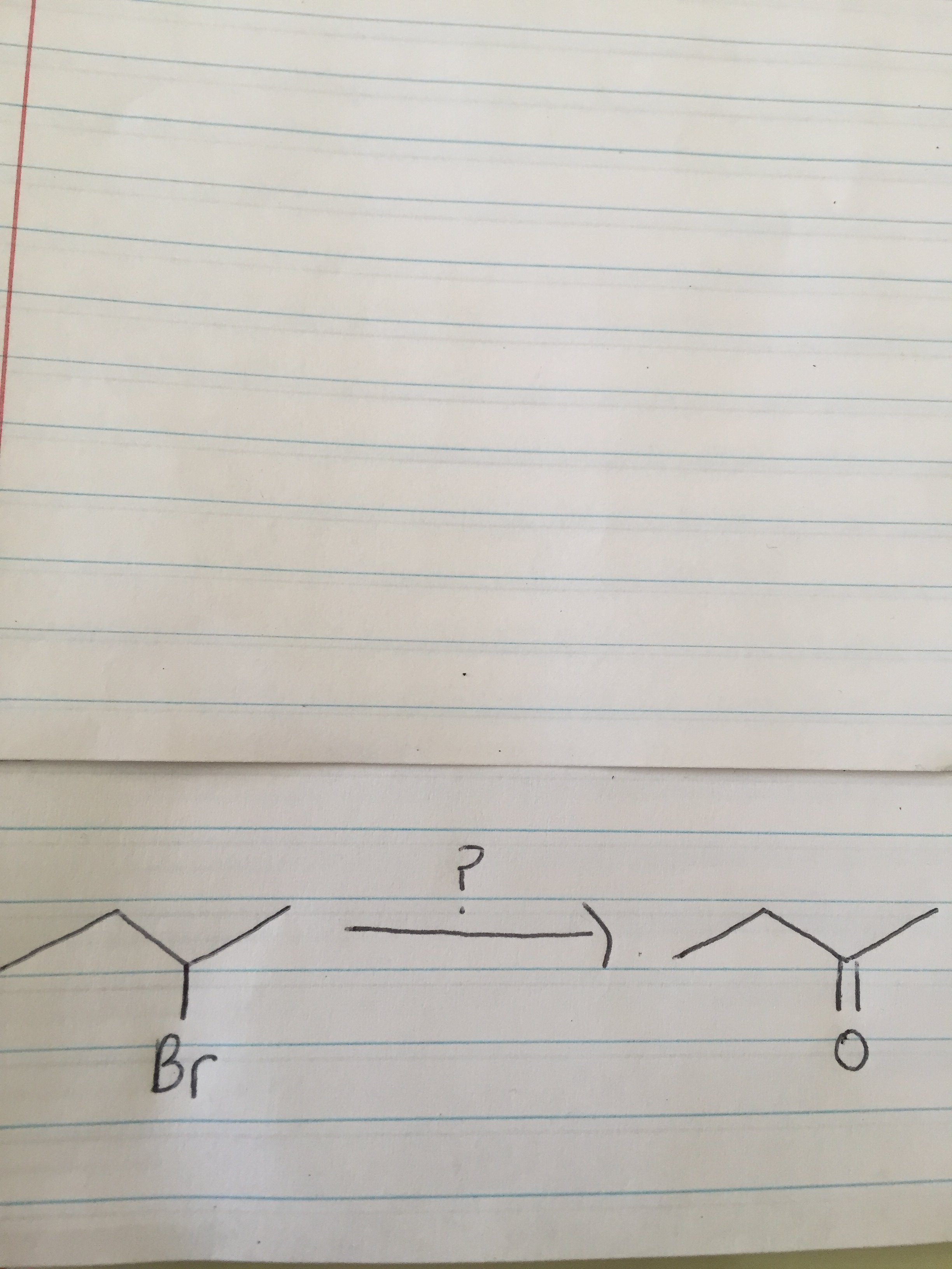 Using PCC - Organic Chemistry