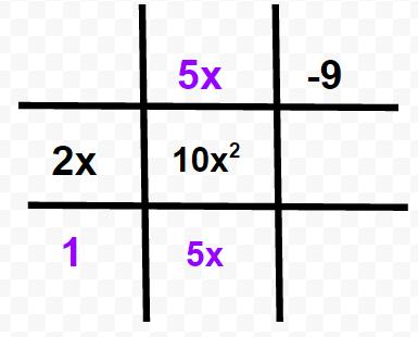 Foil grid