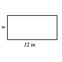 Rectangle example