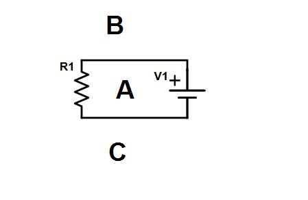 Simple circuit mag field