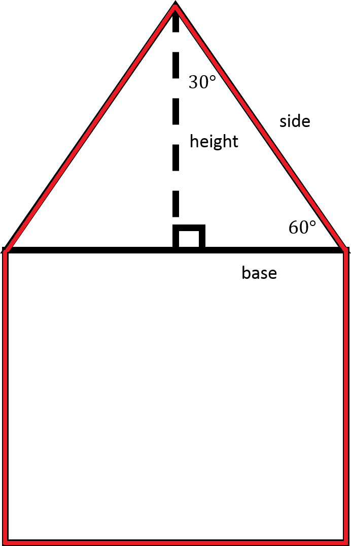 How To Find The Length Of The Side Of An Equilateral Triangle