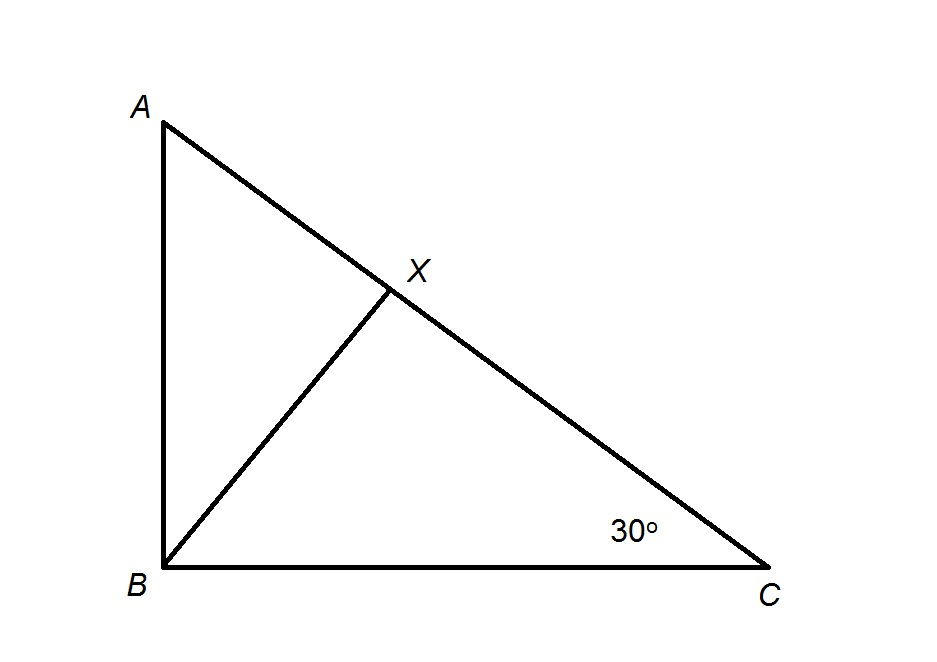 Right triangle 2