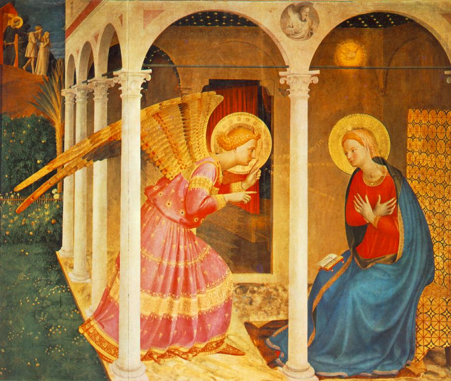 Annunciation--fra_angelico
