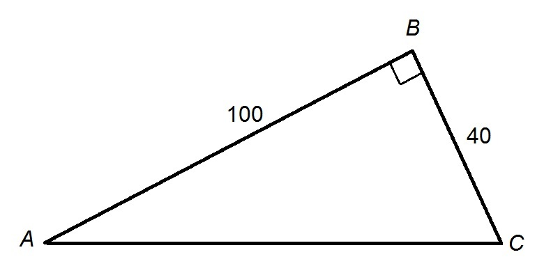 Right triangle 5