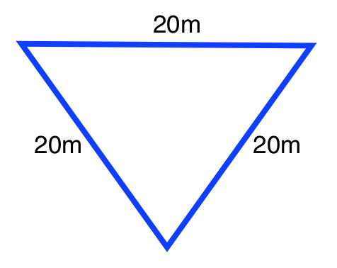 How To Find The Height Of An Equilateral Triangle High School Math