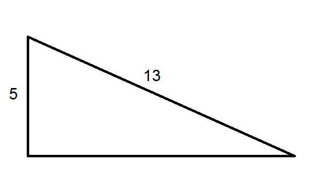Right triangle 6