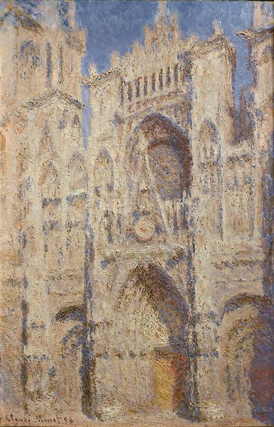 385px-claude_monet_-_rouen_cathedral_-_the_portal__sunlight_