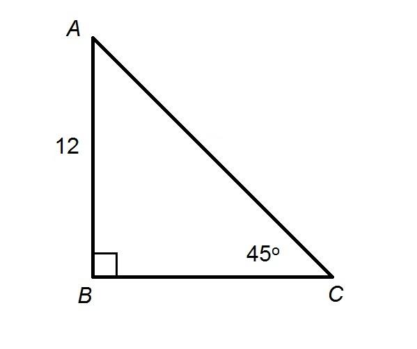 Right triangle 7