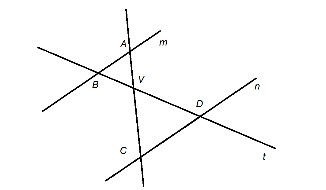 how to find if of acute    obtuse isosceles triangle are