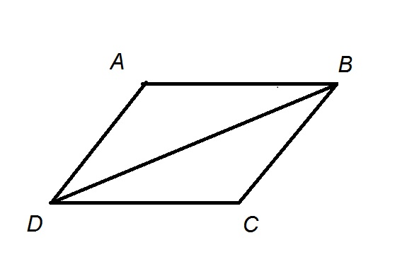 How To Find An Angle In A Rhombus Intermediate Geometry