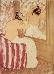Cassatt coiffure