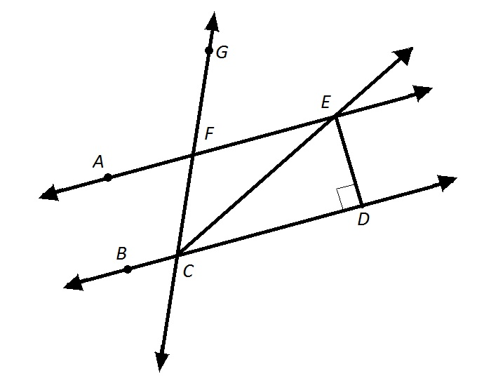 Supplementary Angles Ged Math