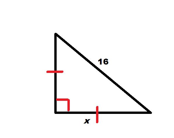 45-45-90 Triangles - Trigonometry