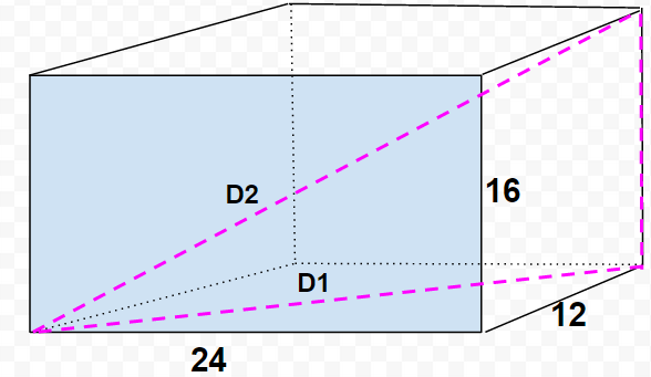 Find_the_diagonal_resolution