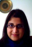 A photo of Samia, a tutor from University of California-Berkeley