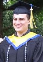 A photo of Gregory, a tutor from Hofstra Univeristy