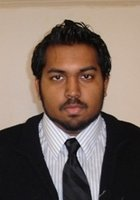A photo of Aqeel, a tutor from Stony Brook University
