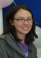 A photo of Megan, a tutor from Wesleyan University