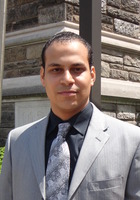 A photo of Mody, a tutor from Temple University