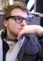 A photo of Ryan, a tutor from Columbia University in the City of New York