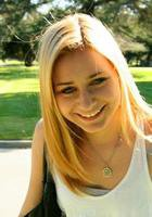 A photo of Gabrielle, a Physical Chemistry tutor in Lake Forest, CA