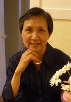 A photo of Jane, a tutor from National Chengchi University
