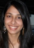 A photo of Meenu, a tutor from University of Georgia