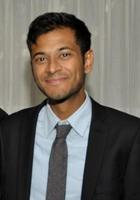 A photo of Akash, a English tutor in Washington DC