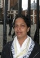 A photo of Viji, a tutor in Blue Ridge, TX