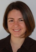 A photo of Juliana, a tutor from Clark University