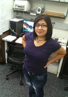 A photo of Karla, a tutor from DePaul University