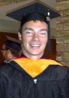 A photo of Eric, a tutor from Benedictine College