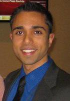 A photo of Jasen, a tutor from University of Medicine and Dentistry of New Jersey