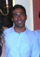 A photo of Arjun, a tutor in Maine