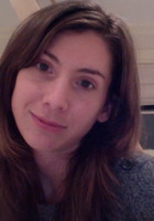 A photo of Elizabeth, a tutor from Sarah Lawrence College