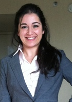 A photo of Marla, a tutor from Loyola Marymount University