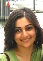 A photo of Nida, a tutor from Rutgers University-New Brunswick