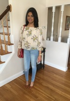 A photo of Delisa, a tutor from Rutgers University-New Brunswick