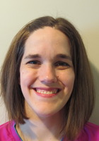 A photo of Lisa, a tutor from Brigham Young University