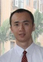 A photo of Yan Liang, a tutor from University of Notre Dame
