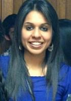 A photo of Puja, a SAT tutor in Hartford, CT