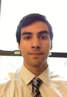 A photo of Luis, a Physical Chemistry tutor in Duke University, NC