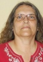 A photo of Cindy, a tutor from SUNY Brockport