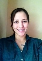A photo of Amanda, a tutor from Marist College