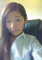 A photo of Lucy, a Mandarin Chinese tutor in Tulsa County, OK