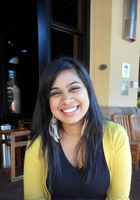 A photo of Pooja , a tutor in Orange, CA