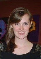 A photo of Emily, a tutor from Carnegie Mellon University