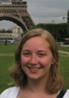 A photo of Liz, a tutor from University of Massachusetts Amherst